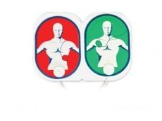 Mediana A10 HeartOn AED Adult Pads