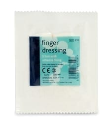 Finger dressing