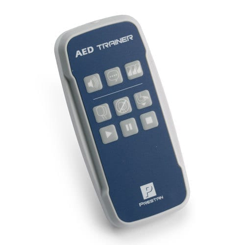 Prestan Professional AED Trainer Optional Remote Control