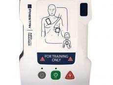 A prestan AED trainer