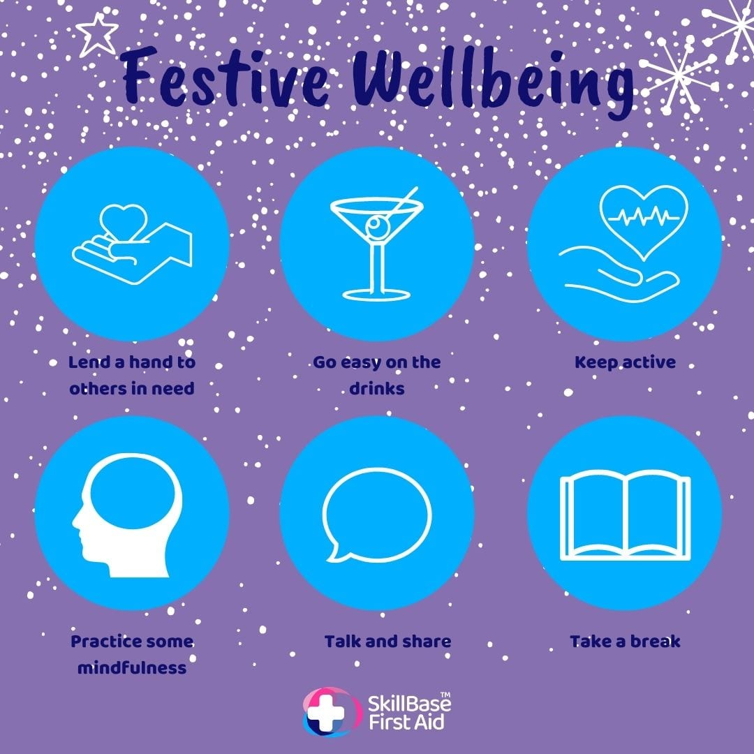 wellbeing at christmas