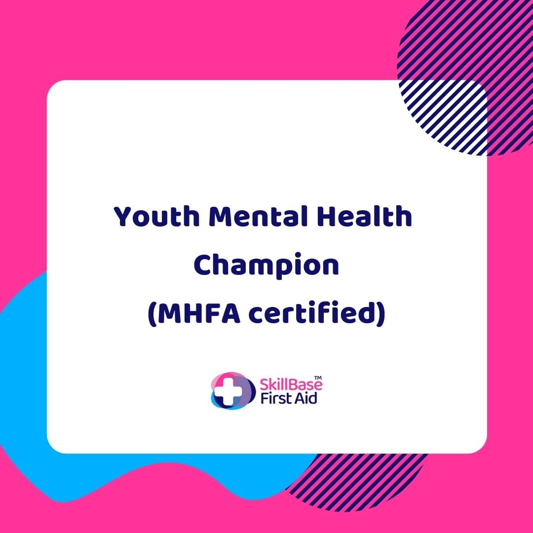 youth mental health champion training
