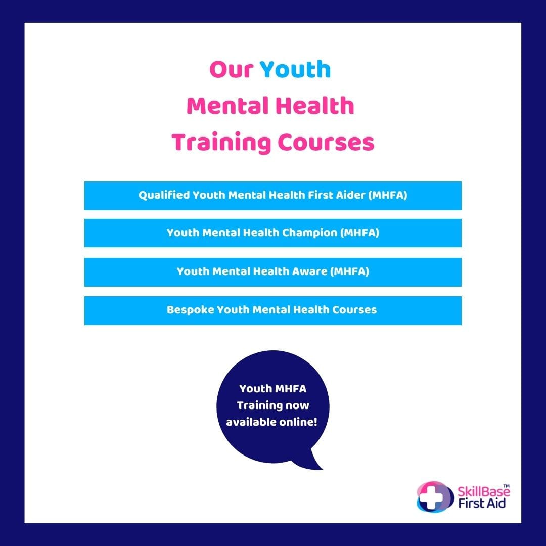 youth mental health training courses